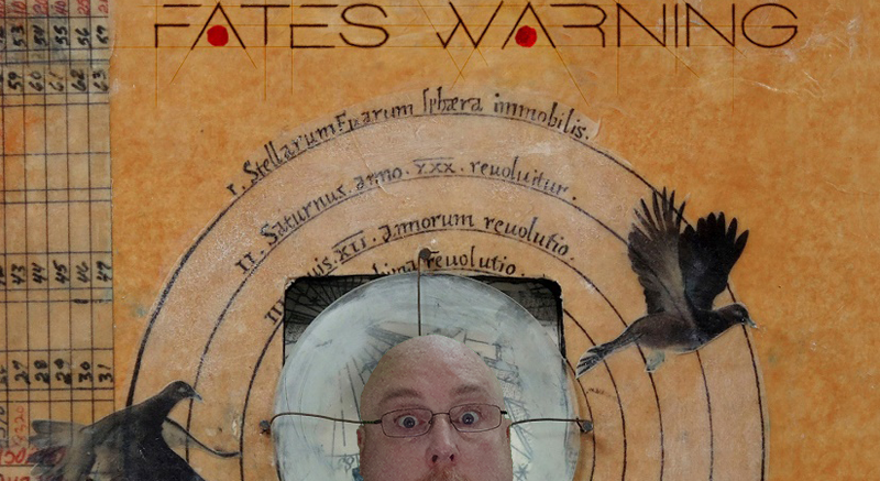 Heavy Metal Reviews | Fates Warning: Theories of Flight