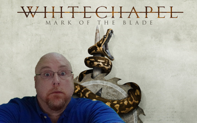 Heavy Metal Reviews | Whitechapel: Mark of the Blade